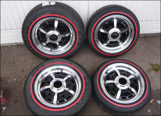 Sprintstar wheels