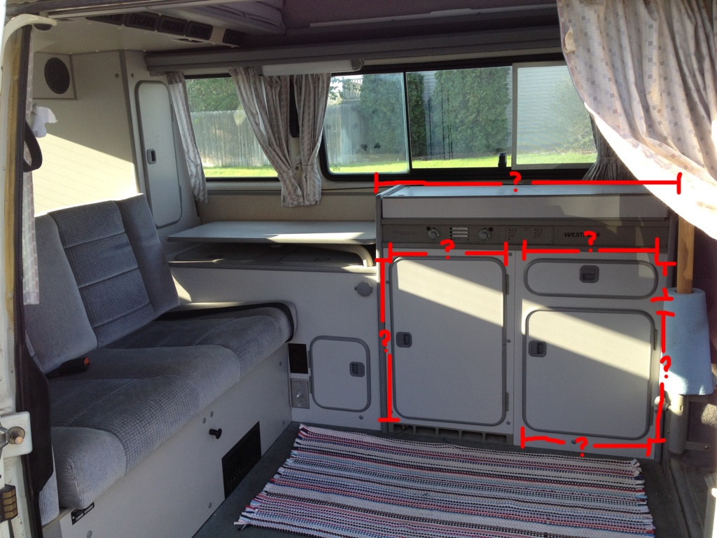 Image Gallery Westfalia Interior