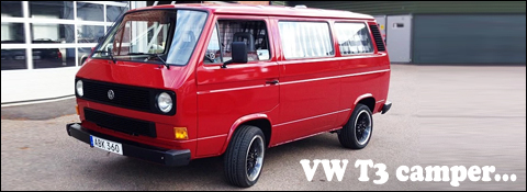 VW Transporter 1981 watercooled