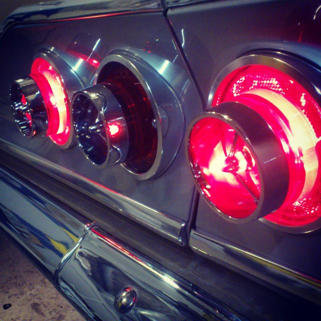 New taillights!