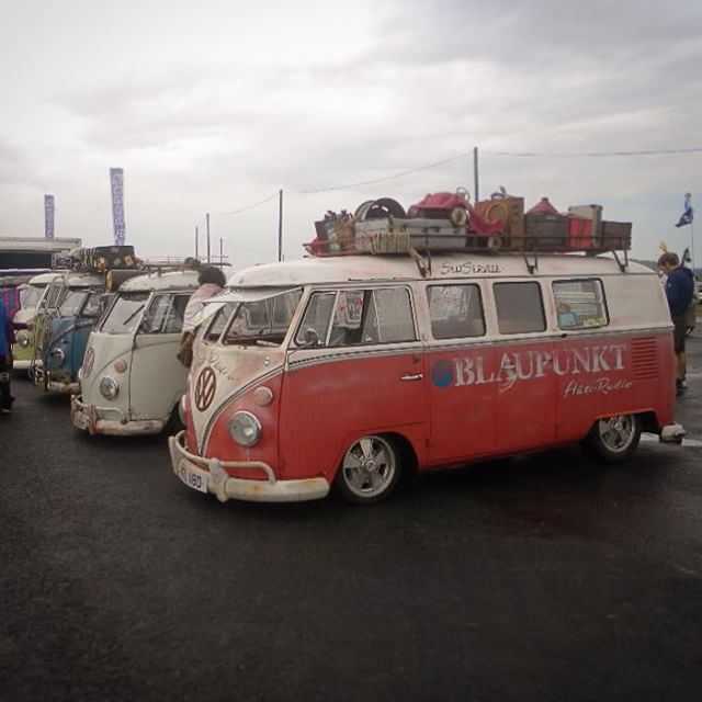 The Blaupunkt bus
