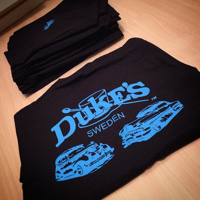 New Duke's shirts in stock! Members only ? www.dukes.se