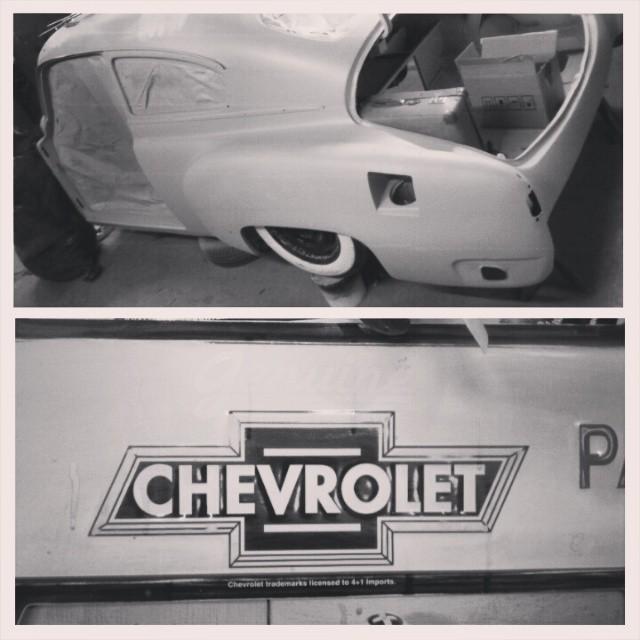 The 1951 Fleetline project...