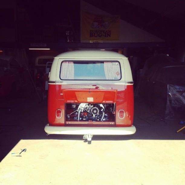 1966 Samba splitbus